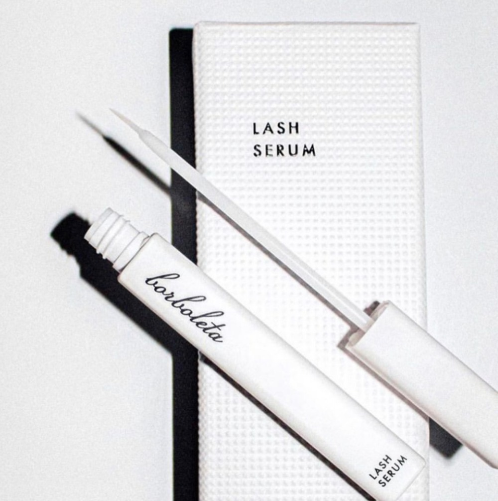 lash serum packaging